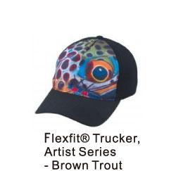 flexfittruckerartistseriesbrowntrout